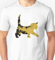 Shadow Creeping Kitten Unisex T-Shirt
