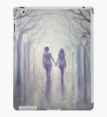 A walk to remember iPad Case/Skin