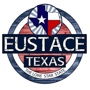 Eustace Texas wood circle by artisticattitud