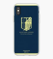 SNK Shingeki no Kyojin iPhone Case