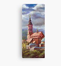Germany Baden-Baden 03 Canvas Print