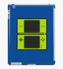 Nintendo Ds Green iPad Case/Skin