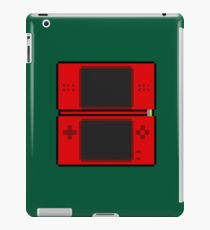 Nintendo Ds Red iPad Case/Skin