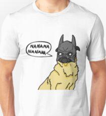 Nanana Pug Unisex T-Shirt