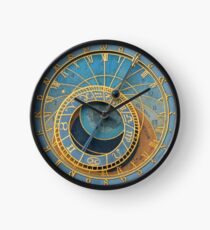 Stunning Medieval Astronomical Clock or Praha Orloj in Prague / Praha – Professional Photo Clock