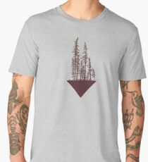 Dry Trees Men's Premium T-Shirt