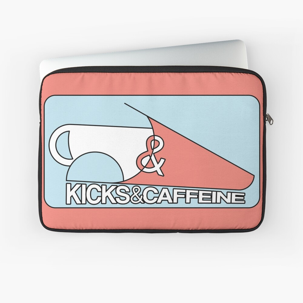 KICKS & CAFFEINE Laptoptasche