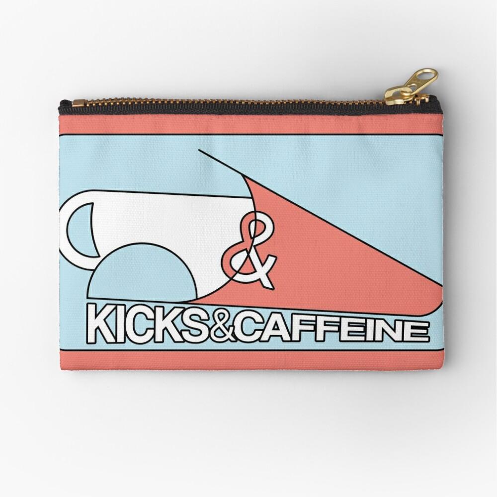 KICKS & CAFFEINE Täschchen