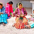 Tarahumara Basket weavers by Yukondick