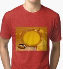 Golden Bell Pepper Soup Tri-blend T-Shirt