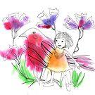 My Big Bird by Aleksandra Kabakova