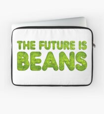 The future is beans Laptop Sleeve