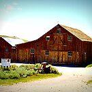 Bodie Barn by Steve Hunter