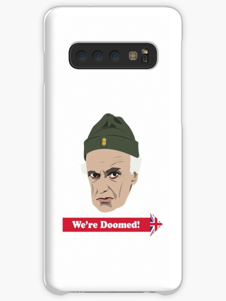 bc61dcd0 Dad's Army Private Frazer - We're Doomed!
