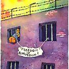 Freedom of Expression by Tomek Kozyra