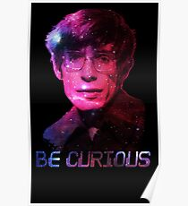 Stephen Hawking Posters Redbubble