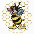 Busy Bee! by OscarEA