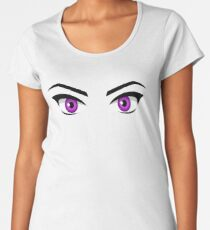 Manga Eyes Women's Premium T-Shirt