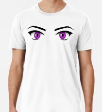 Manga Eyes Men's Premium T-Shirt