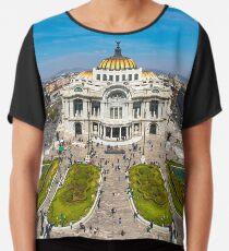 Blusa Palacio Bellas Artes