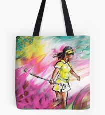 Lady Golf 03 Tote Bag