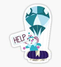 help clown Sticker