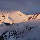 Mountain Preview by Barbara Burkhardt