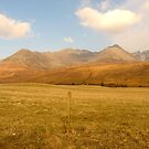 Morning over The Cullins, Skye by chriscroxall