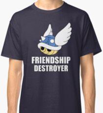 Blue Shell Friendship Destroyer - Carapace bleue destructive d'amitié Classic T-Shirt