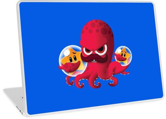 """Bubble Heroes - Boris the Octopus """"Starfish"""" Edition by Fat Fish Games"""