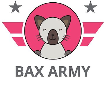 Bax Army (Pink) by psygon