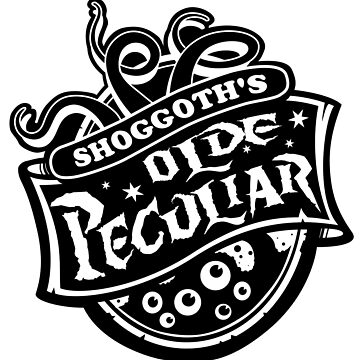 Shoggoth's Olde Peculiar by cthulhujewelry