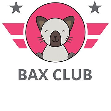 Bax Club (Pink) by psygon