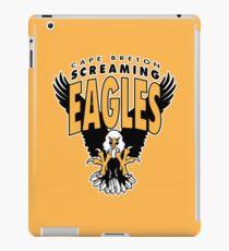 Cape Breton Screaming Eagles iPad Case/Skin