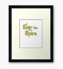 Slay The Spire  Framed Print