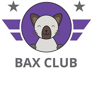 Bax Club (Purple) by psygon