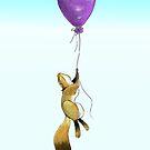 Flying Squirrel by krislyndillard