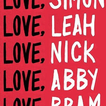 Love, Simon by sagehoffman