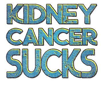 Kidney cancer sucks by pirkchap