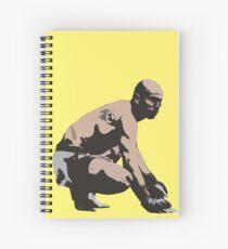 Donald Cerrone Spiral Notebook