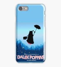 Dalek Poppins  iPhone Case/Skin