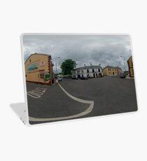 Carrick Crossroads, Donegal(Rectangular)  Laptop Skin