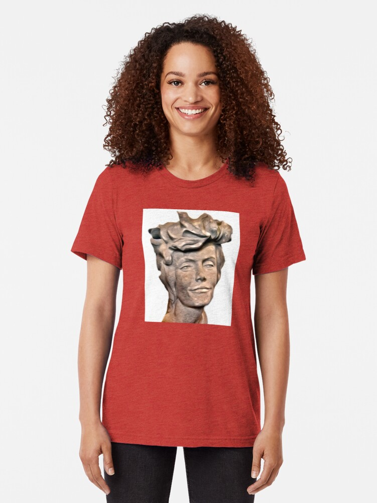 Vista alternativa de Camiseta de tejido mixto DR. SYLVIA EARLE I PRESUME ...