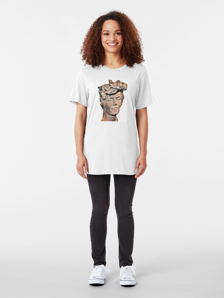 Vista alternativa de Camiseta ajustada DR. SYLVIA EARLE I PRESUME ...