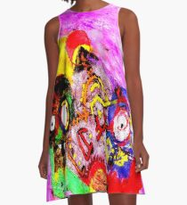 Scull Verano A-Line Dress