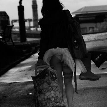 Walkin' by rowanmacs