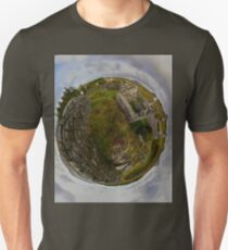 Ruins at Cashelnagor, County Donegal, Ireland Unisex T-Shirt