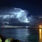 Coffs Harbour Lightning by MickDee