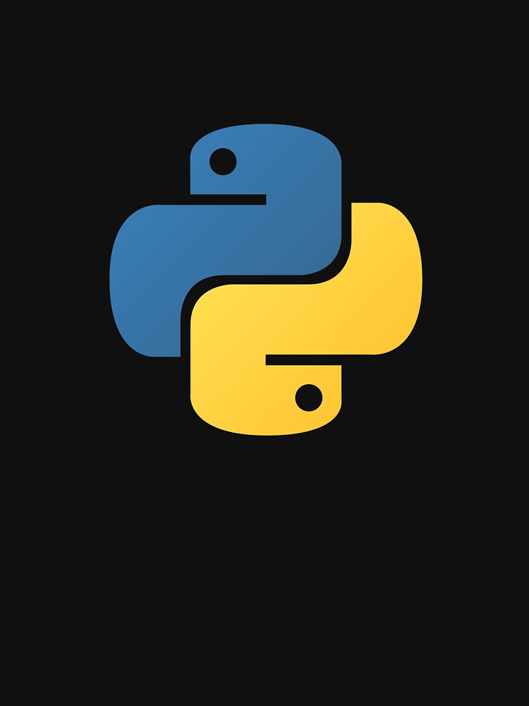 Logotipo de Python Merchandise de RandalValencia
