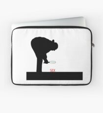 Searching for sex - Cool Funny Flirting Design Laptop Sleeve